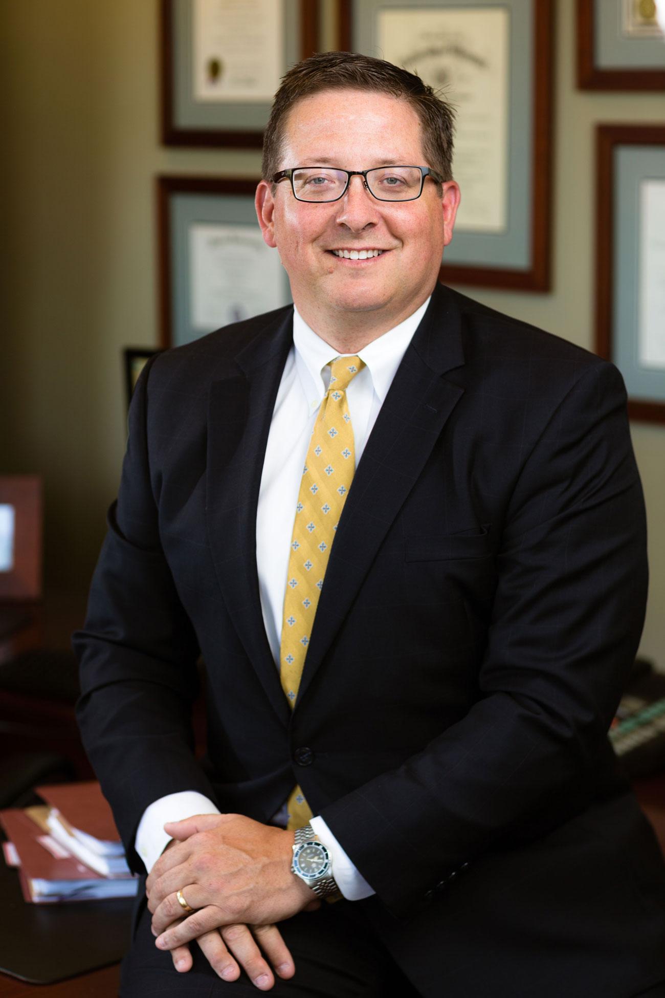 Craig Ortwerth personal injury lawyer